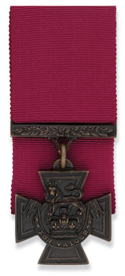 Gallipoli Victoria Cross medal