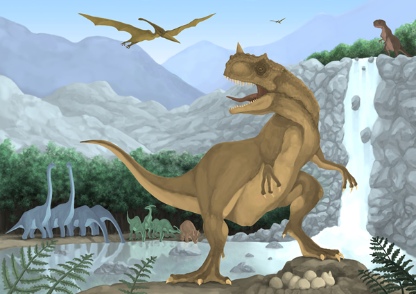the extinction of dinosaurs theories and hypotheses The subject of how dinosaurs became extinct has divided the scientific   clashing theories when it came to the mass extinction of life on earth,  at the  same time, geologists have put forward another hypothesis: violent.