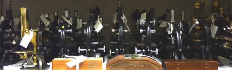 Microscopes in Cultures and Histories store