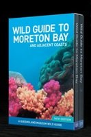 Book Cover:  Wild Guide to Moreton Bay